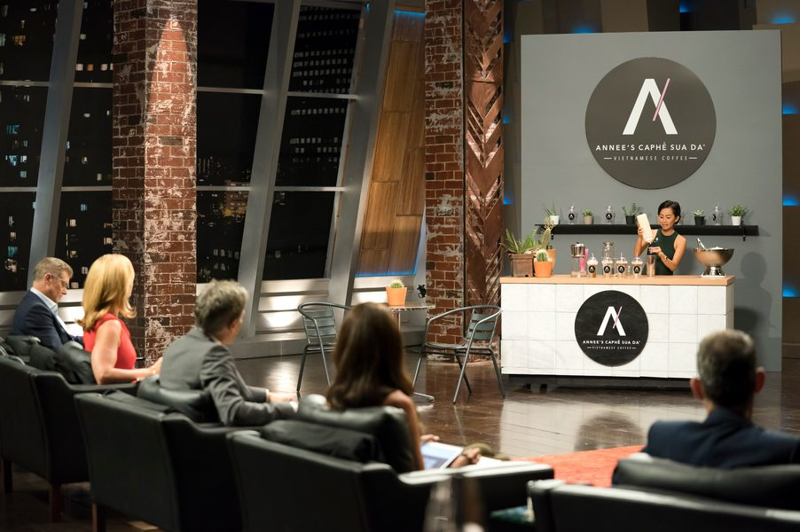 Annee set to appear on Shark Tank